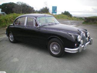 1967 Jaguar MK2 3.8 manual o'drive