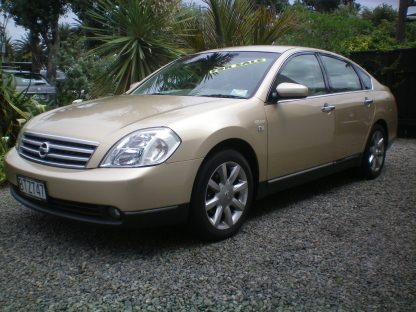 2004 Nissan Maxima Ti Lthr