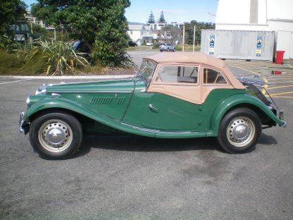 classic MGTF Paraparaumu WellingtonKapiti